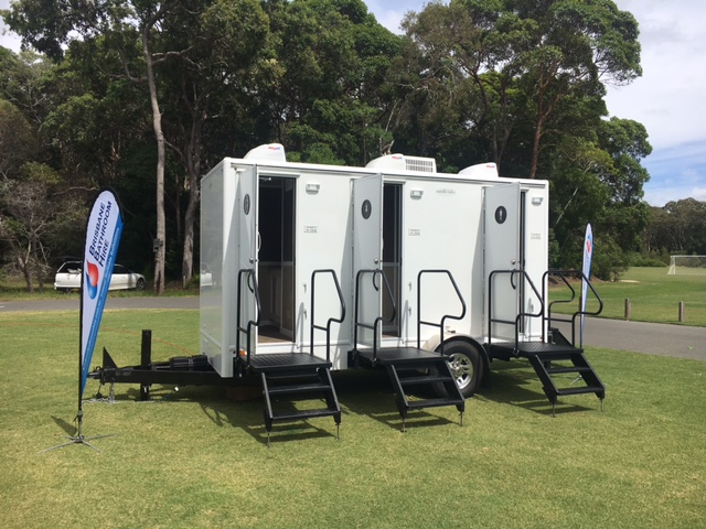 luxury portable toilet hire - mobile toilet hire