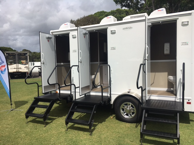 luxury bathroom hire - luxury mobile toilets